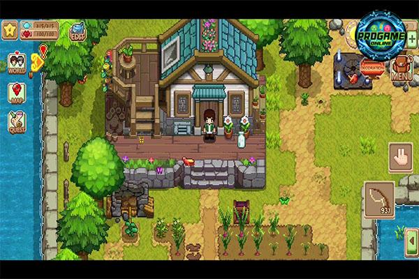 รีวิวเกม Harvest Town อีกหนึ่งเกมขวัญใจคนปลูกผัก เล่นง่าย แถมฟรี ! เกมออนไลน์ E-sport Review Game Harvest Town